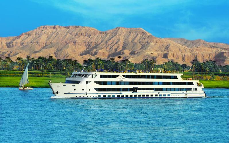 Круиз по Нилу OBEROI ZAHRA Luxury
